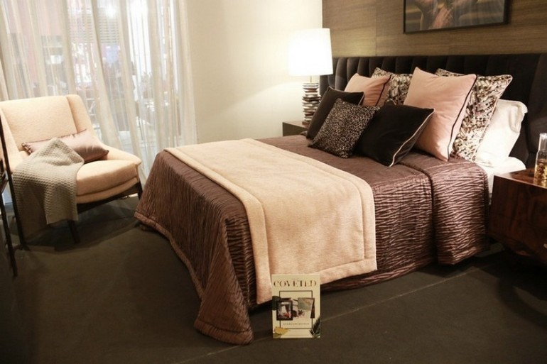 maison et objet 2018, bed designs, bedroom furniture ideas, bedroom trends bedroom trends Latest Bedroom Trends You Missed At Maison & Objet 2018 Luxury Master Bedrooms By Famous Interior Designers9 2