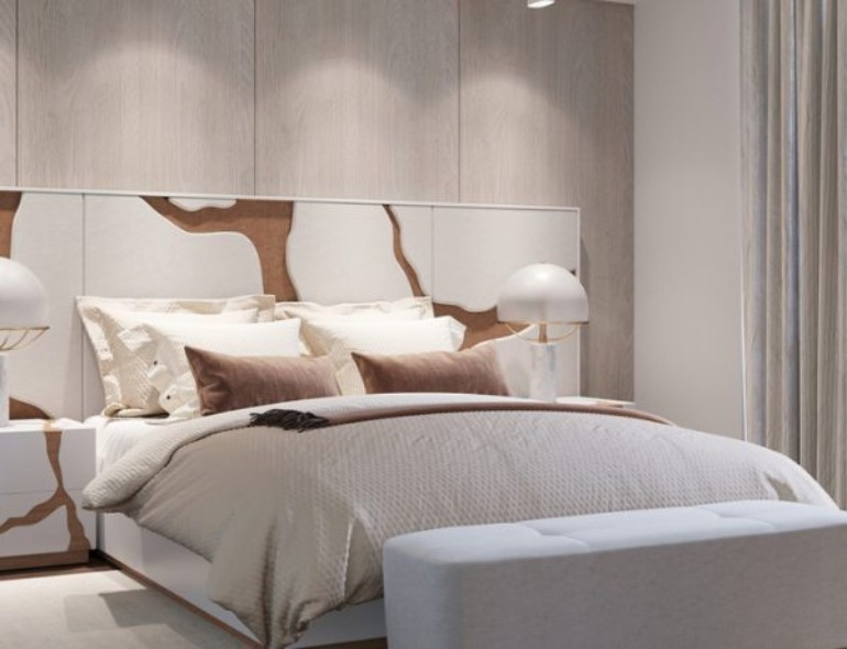 bedroom design ideas, maison et objet 2018, bedroom trends bedroom trends Latest Bedroom Trends You Missed At Maison & Objet 2018 Luxury Master Bedrooms By Famous Interior Designers9 3