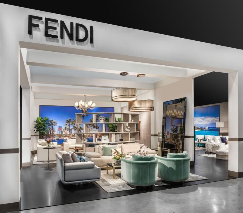 maison et objet Luxury Master Bedrooms Maison Et Objet: Fendi Casa Luxury Master Bedrooms Maison Et Objet Fendi Casa6 1