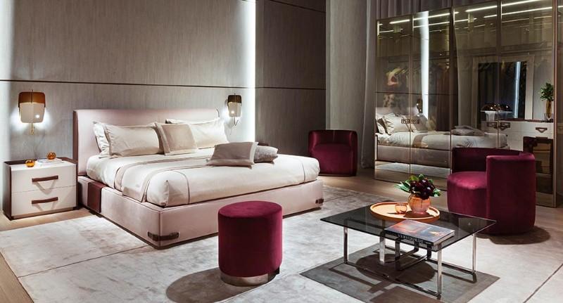 maison et objet Luxury Master Bedrooms Maison Et Objet: Fendi Casa Luxury Master Bedrooms Maison Et Objet Fendi Casa8