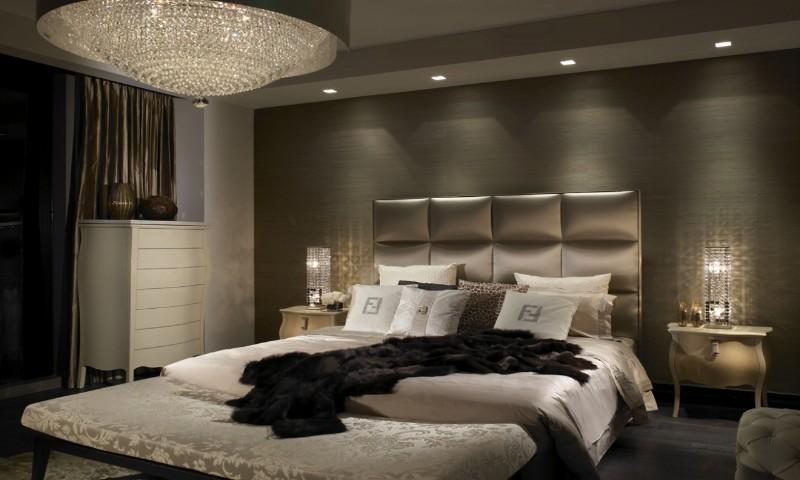 maison et objet maison et objet Luxury Master Bedrooms Maison Et Objet: Fendi Casa Luxury Master Bedrooms Maison Et Objet Fendi Casa9