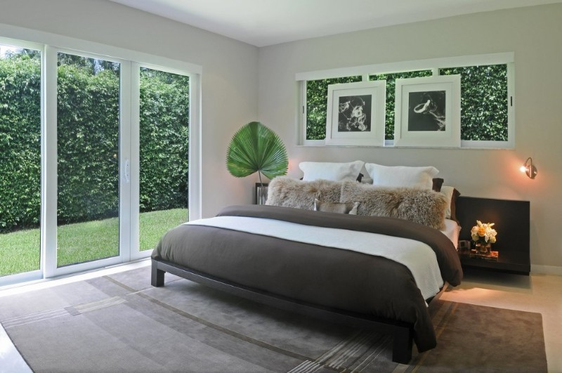 master bedroom 10 Master Bedroom Trends for 2018 plants