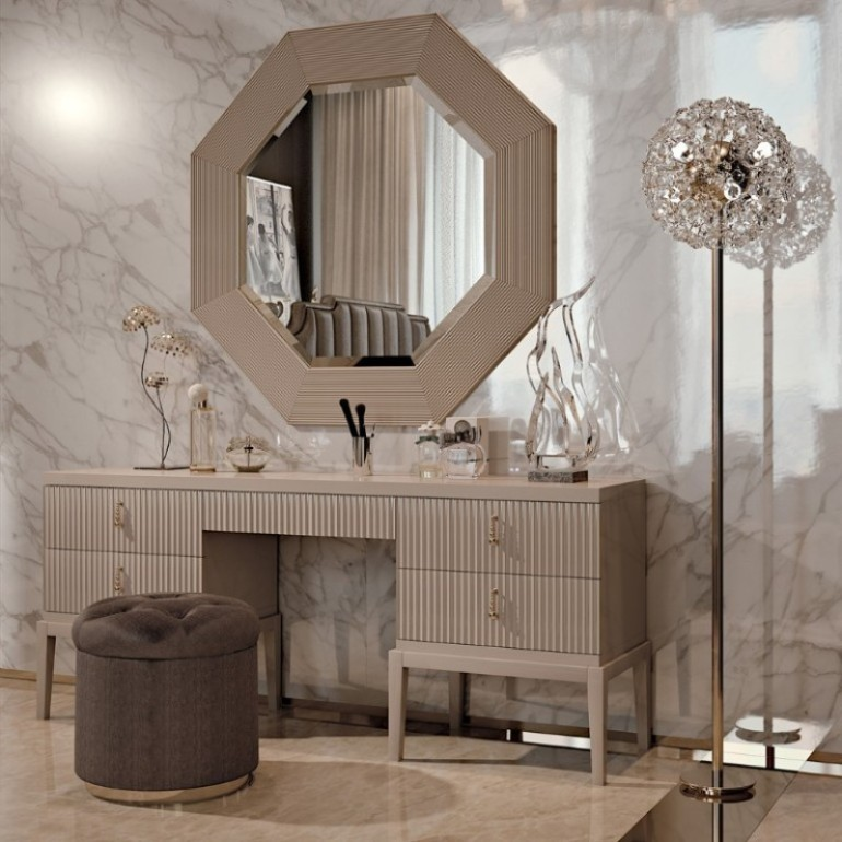 dressing tables dressing tables Gracious Dressing Tables For Your Bedroom Decoration 10 Exclusive Bedside Tables for your Master Bedroom Decor 5