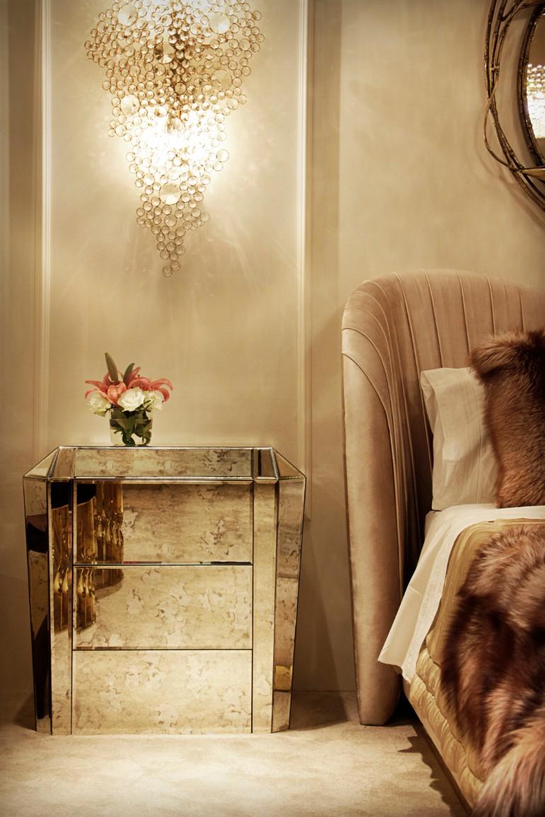 bedroom nightstands bedroom nightstands Striking Master Bedroom Nightstands For 2018 10 Exclusive Bedside Tables for your Master Bedroom Decor