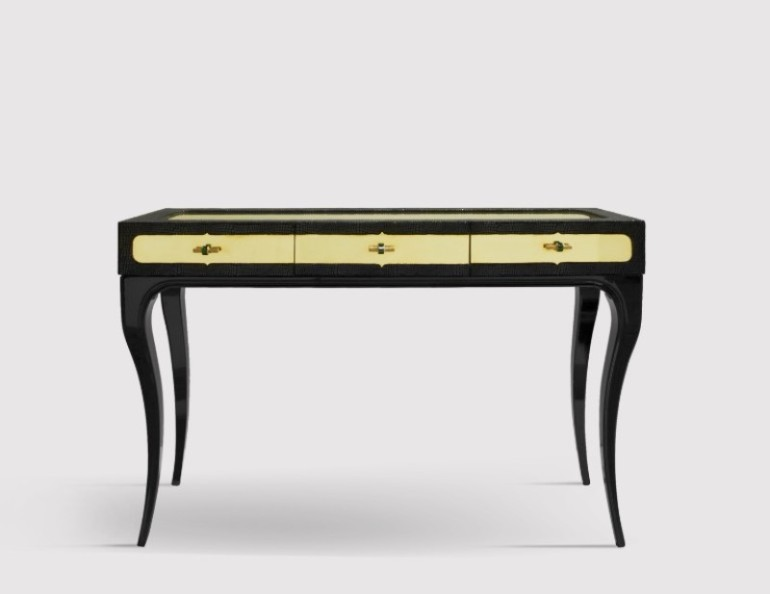 dressing tables dressing tables Gracious Dressing Tables For Your Bedroom Decoration 10 Exclusive Bedside Tables for your Master Bedroom Decor1 4