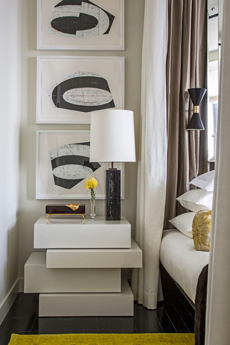 bedroom nightstands bedroom nightstands Striking Master Bedroom Nightstands For 2018 10 Exclusive Bedside Tables for your Master Bedroom Decor2