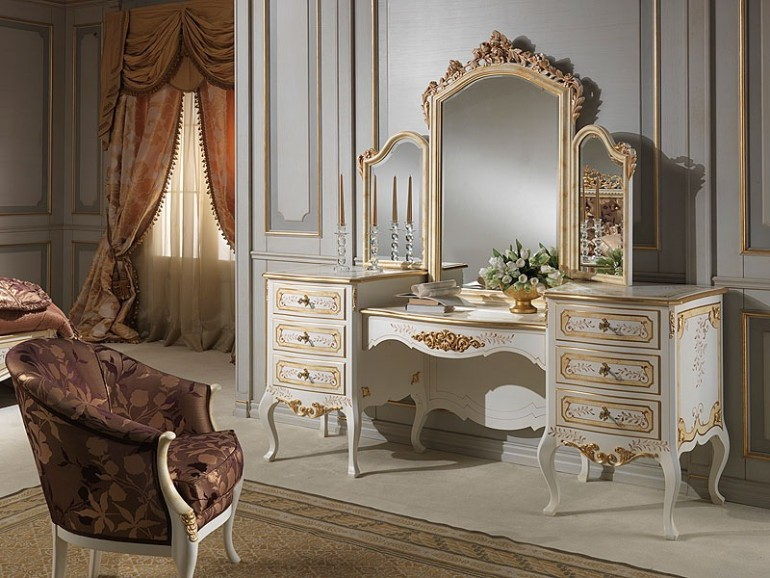 dressing table dressing tables 10 Dazzling Master Bedroom Dressing Tables 10 Exclusive Bedside Tables for your Master Bedroom Decor3