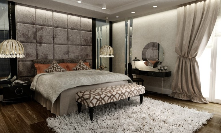 bedroom design Modern Bedroom Design For An Elegant Master Bedroom 22 Flawless Contemporary Bedroom Designs2 2