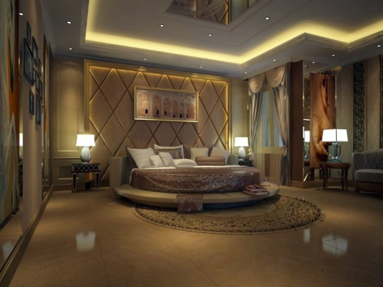 Modern Bedroom Design For An Elegant Master Bedroom – Master Bedroom ...