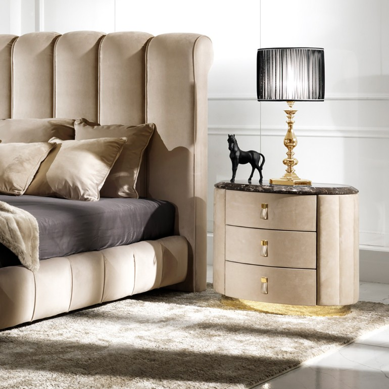 bedroom nightstands bedroom nightstands Furnish Your Private Room With Spectacular Bedroom Nightstands 7 Bedside Tables Design Ideas to Replace your Nightstand4