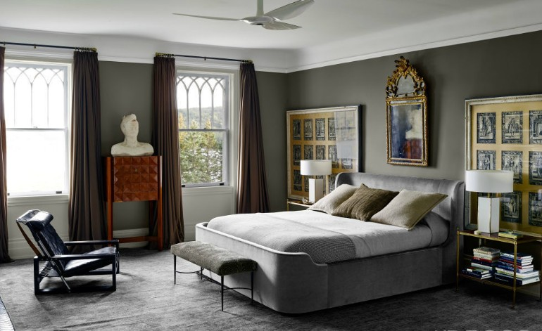 dream bedroom Find Pleasure In The Exquisiteness Of Your Dream Bedroom Luxury Master Bedrooms By Famous Interior Designers3 4