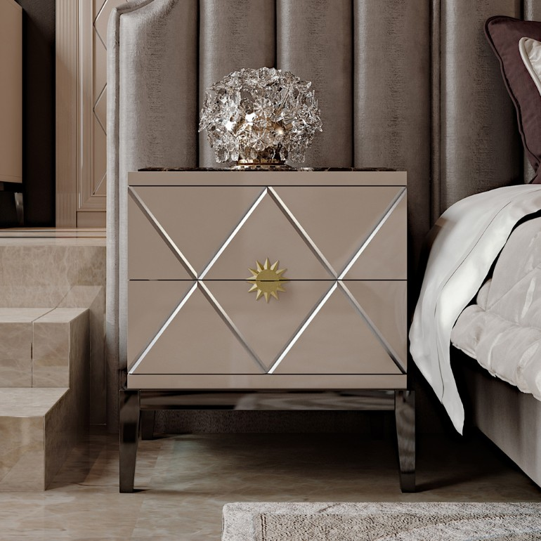 modern nightstands modern nightstands Amplify The Beauty Of Your Room With Modern Nightstands Modern Nightstand Ideas from the Master Bedroom Collection