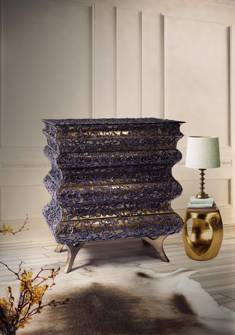 bedroom nightstands Striking Master Bedroom Nightstands For 2018 crochet