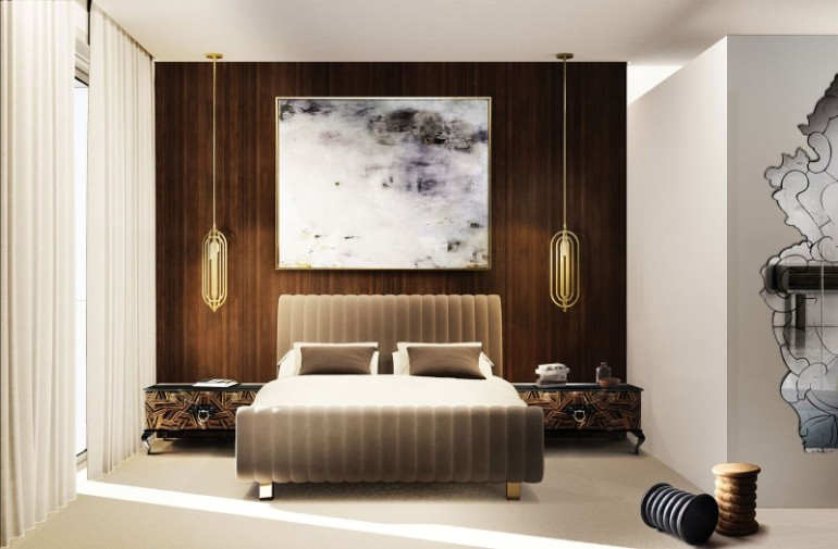 wooden beds Explore The Beauty Of These 10 Wooden Beds guggenheim nightstand hr preview
