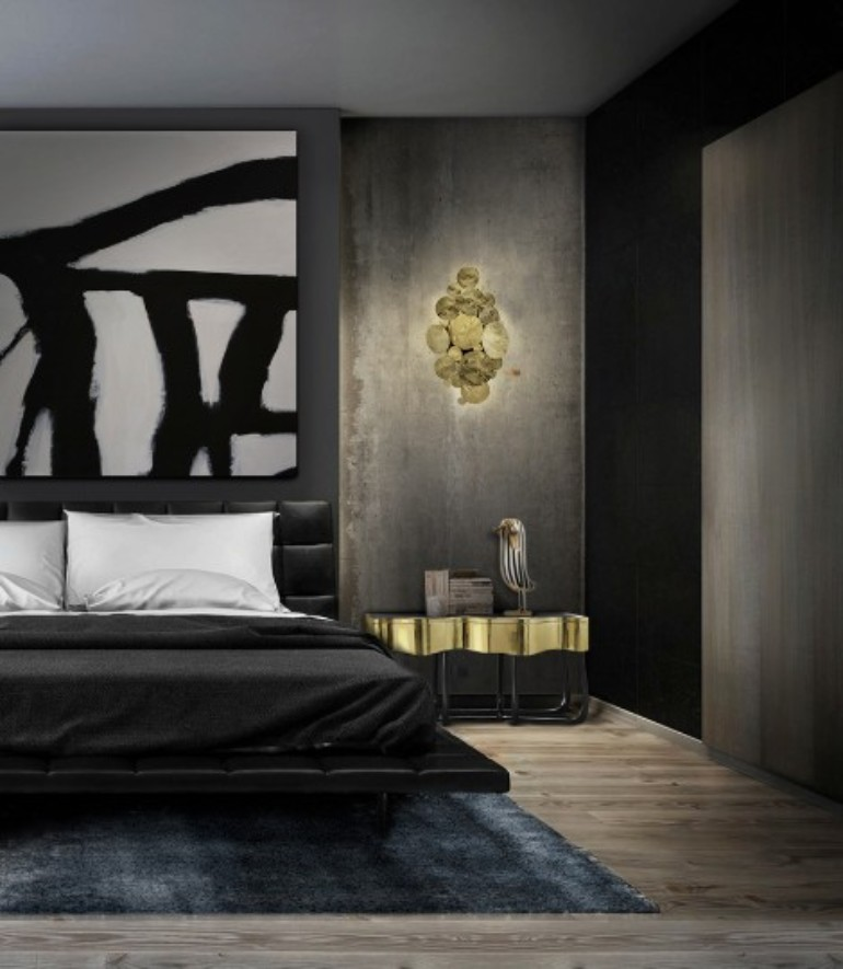 bedroom design Bedroom Design For A Remarkable Interior Design sinuous boca do lobo 1 1