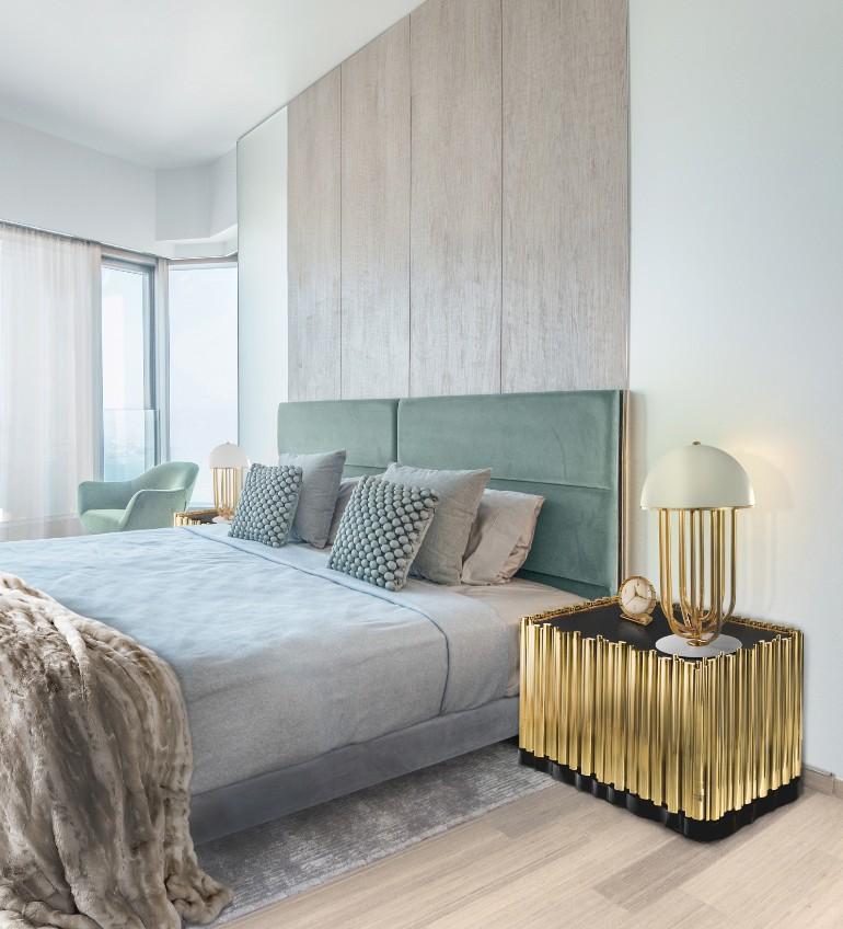 bedroom nightstands Striking Master Bedroom Nightstands For 2018 symphony nightstand