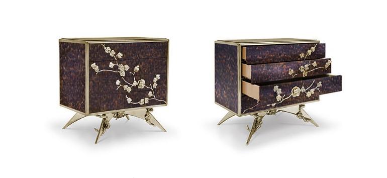 modern nightstands The Best Modern Nightstands for Your Master Bedroom 89734 9991915