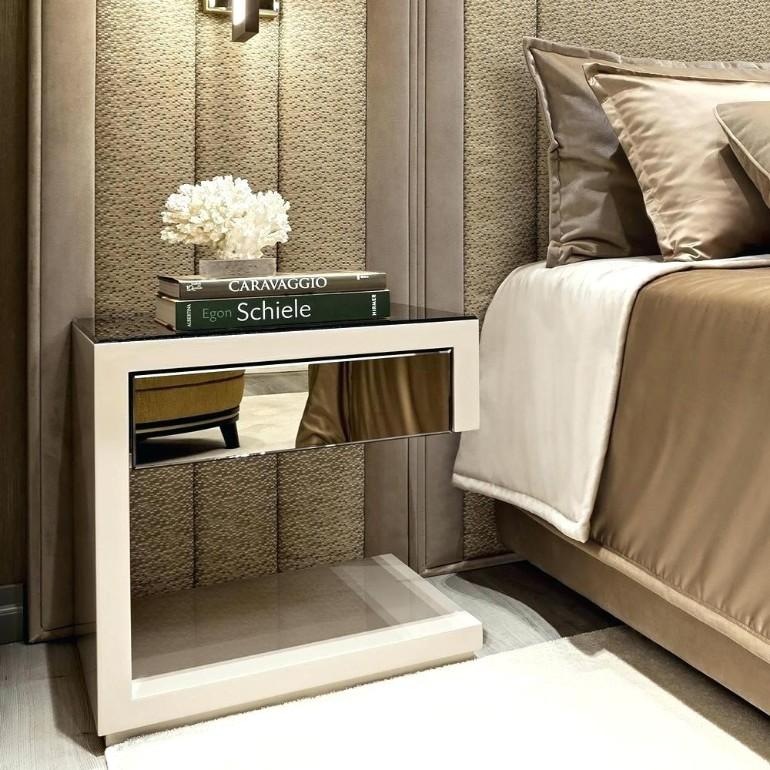 modern nightstands The Best Modern Nightstands for Your Master Bedroom contemporary designs bed side table design high end designer bedside modern pictures for bedrooms
