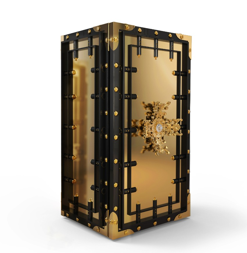 master bedroom Most Wanted Luxurious Safes For Your Master Bedroom knox 1