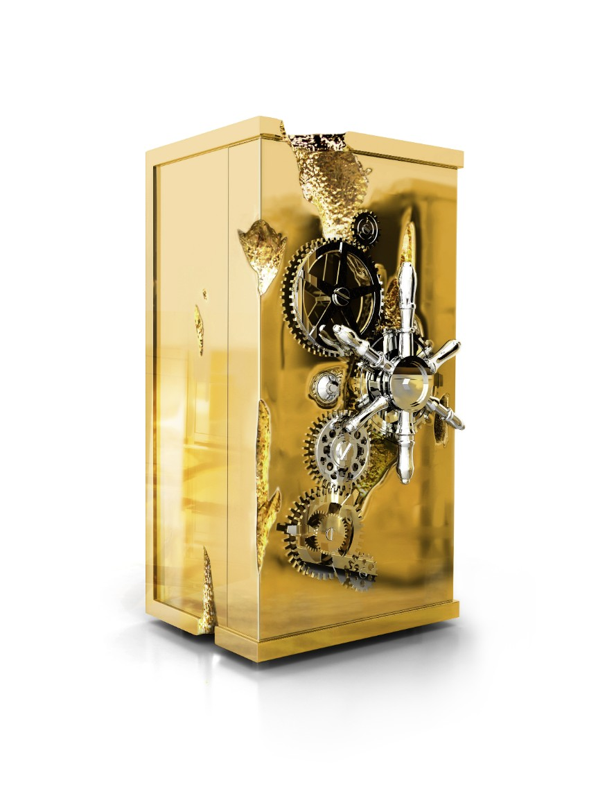 Most Wanted Luxurious Safes For Your Master Bedroom master bedroom Most Wanted Luxurious Safes For Your Master Bedroom millionaire 01