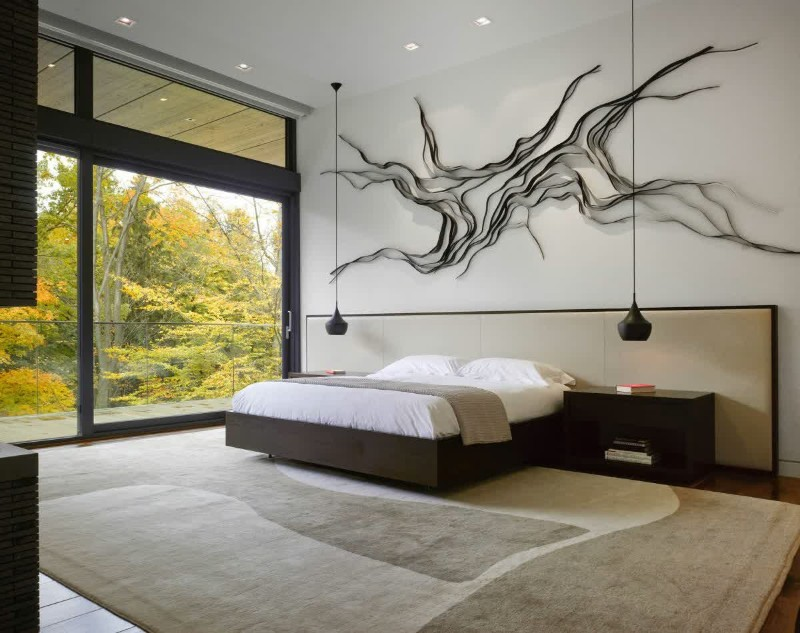 bedroom design Complete Your Bedroom Design With Some Artwork 10 Complete Your Bedroom Design With some Artwork