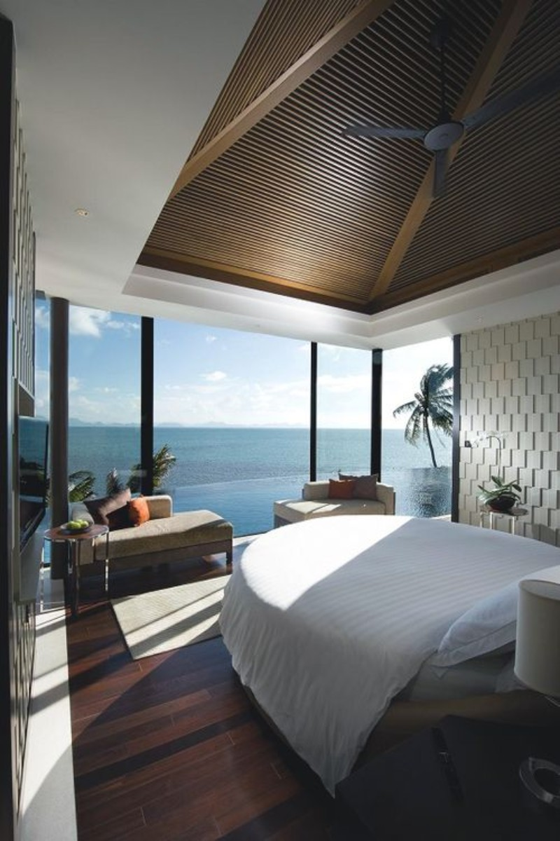 stunning view 10 Master Bedrooms With Stunning Views 10 Master Bedrooms With Stunning Views 19