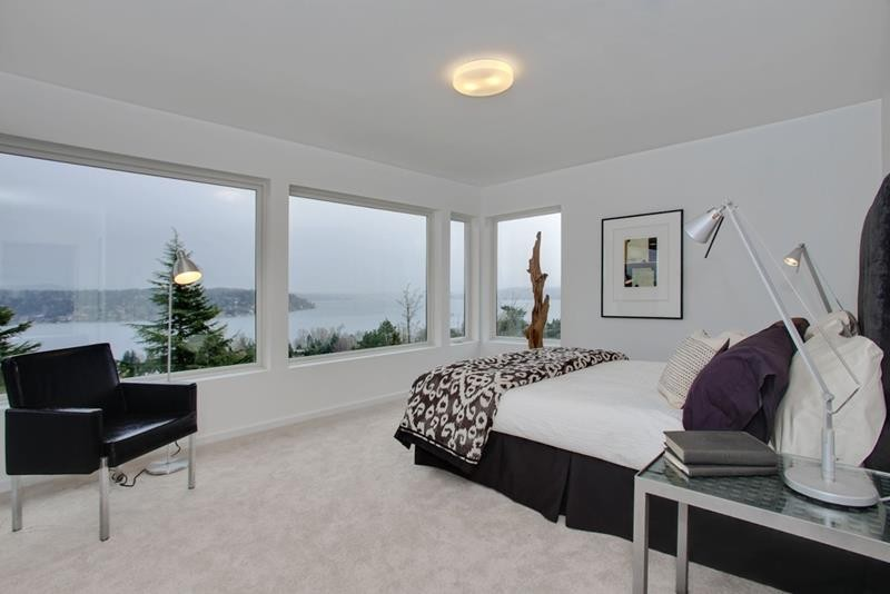 stunning view 10 Master Bedrooms With Stunning Views 10 Master Bedrooms With Stunning Views 5