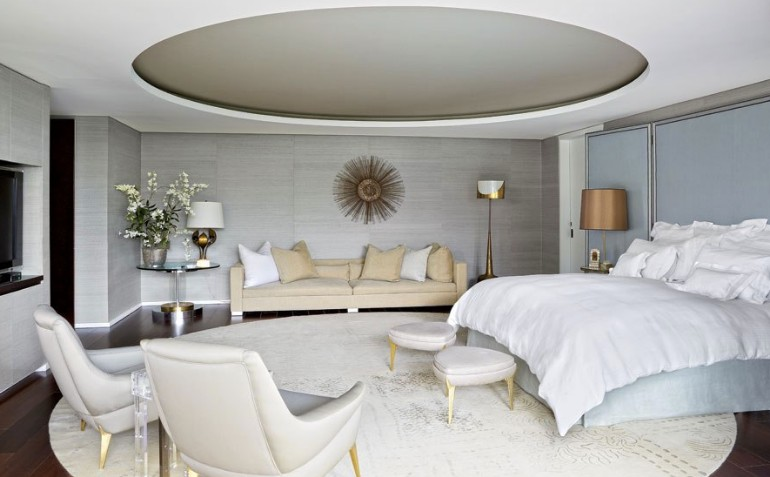 jean-louis deniot Discover These Modern Bedrooms By Jean-Louis Deniot 100 Must See Master Bedroom Ideas For Your Home Decor10