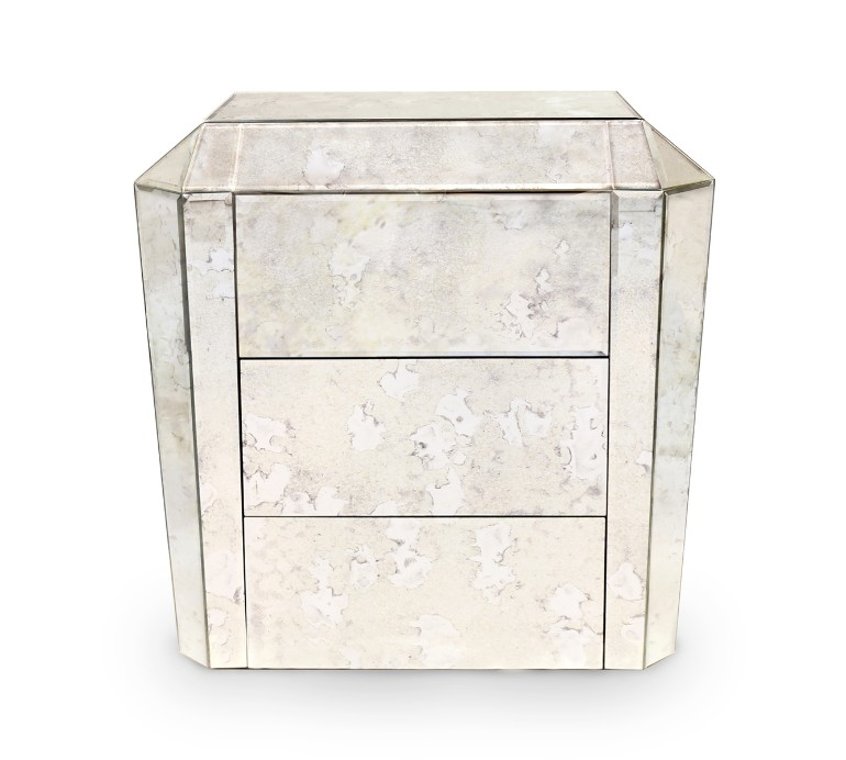 modern nightstand modern nightstand 10 Modern Nightstands By The Covet Group 100 Must See Master Bedroom Ideas For Your Home Decor3 3