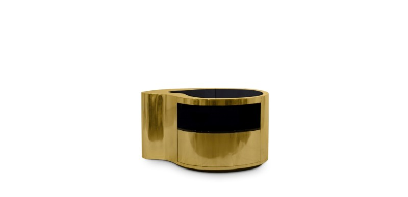 master bedroom Black and Gold Nightstands for your Master Bedroom Black and Gold Nightstands for your Master Bedroom 11