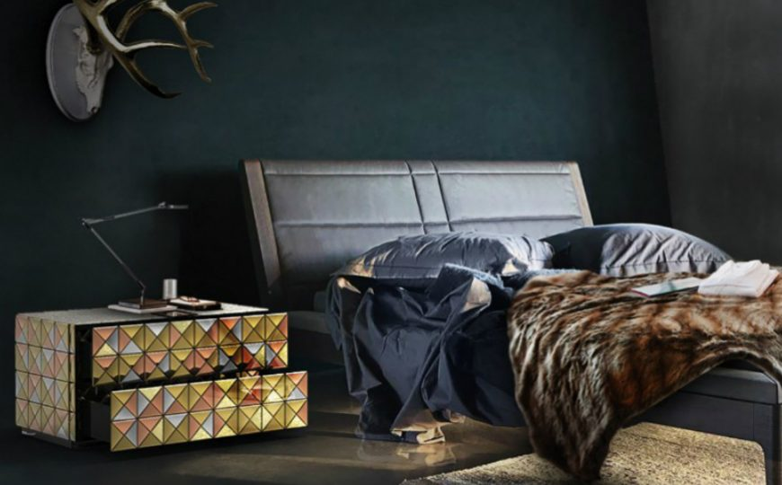 Contemporary Nightstands For Your Master Bedroom Ideas