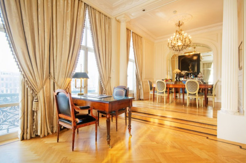 Luxury Lifestyle Luxury Lifestyle: The Best Hotel Suites Around Europe 13 Rooyal suite amesterdam