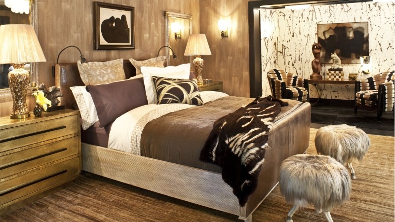 The Best Bedroom Design Sets by Kelly Wearstler bedroom design The Best Bedroom Design Sets by Kelly Wearstler 2 Evergreen Residence mercer island