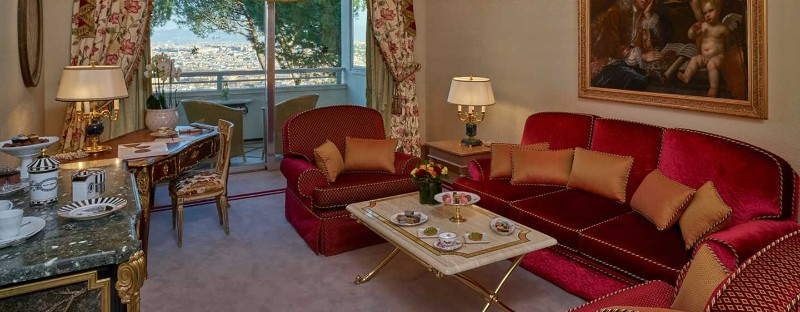 Luxury Lifestyle Luxury Lifestyle: The Best Hotel Suites Around Europe 7 ROMHIWA