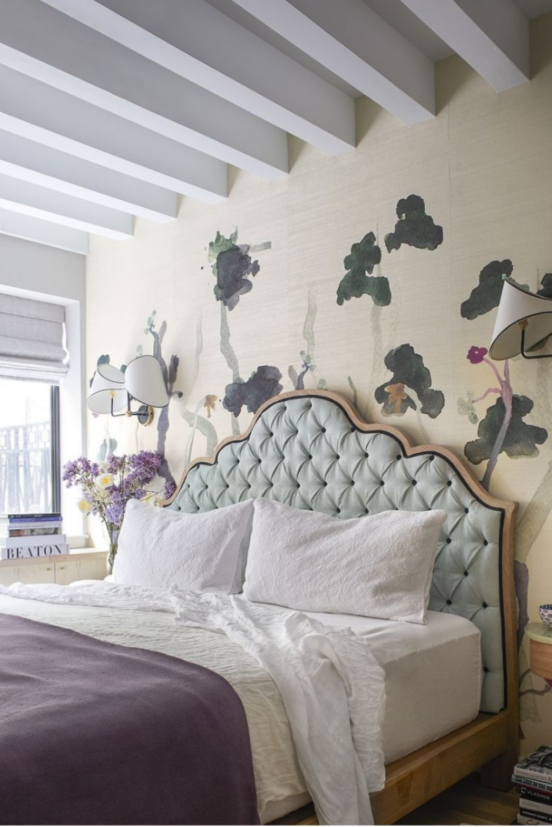 purple bedroom Summer Trends: Purple Bedrooms For a Stylish Room Design 8 Summer Trends Purple Bedrooms For a Stylish Room Design