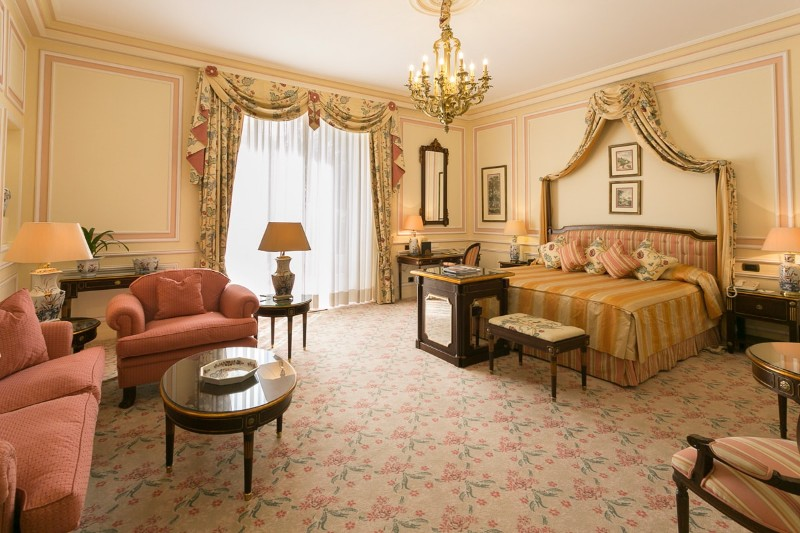 Luxury Lifestyle Luxury Lifestyle: The Best Hotel Suites Around Europe 9 Olissippo Lapa Palace Hotel Lisboa