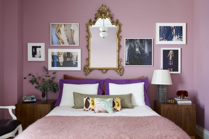purple bedroom Summer Trends: Purple Bedrooms For a Stylish Room Design 9 Summer Trends Purple Bedrooms For a Stylish Room Design