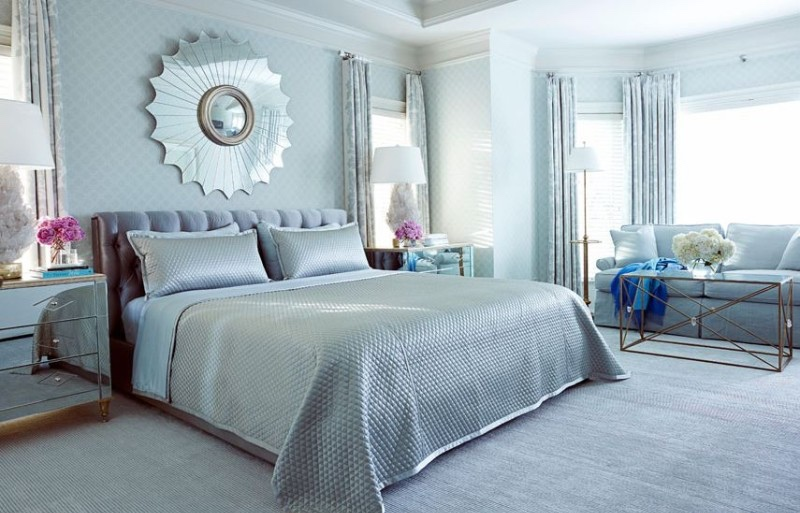 color palette The Perfect Color Palette For Your Master Bedroom Gray Blue  Fotor