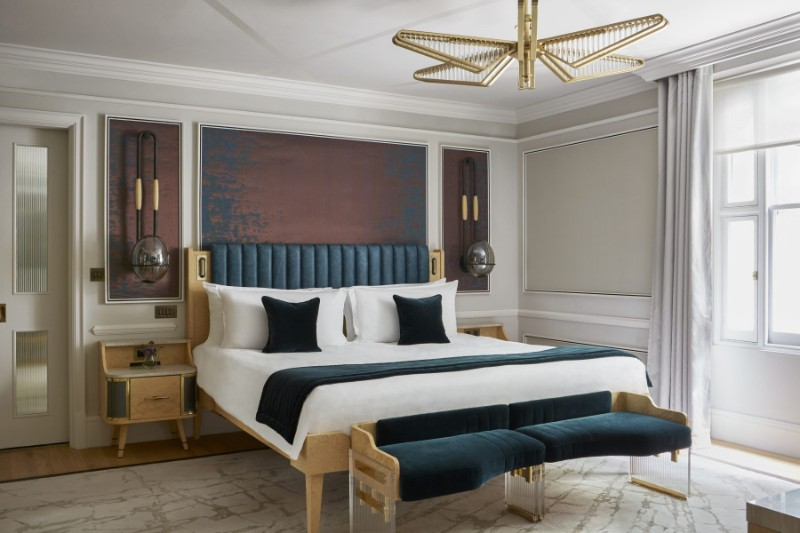 Top 10 Master Bedrooms By The Best Interior Designers best interior designers Top 10 Master Bedrooms By The Best Interior Designers Jpyce wang