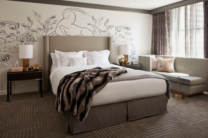 best interior designers Top 10 Master Bedrooms By The Best Interior Designers Simeone Deary