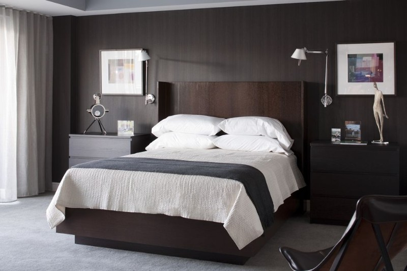 black and white bedrooms Trending Black and White Bedrooms Trending Black and White Bedrooms4