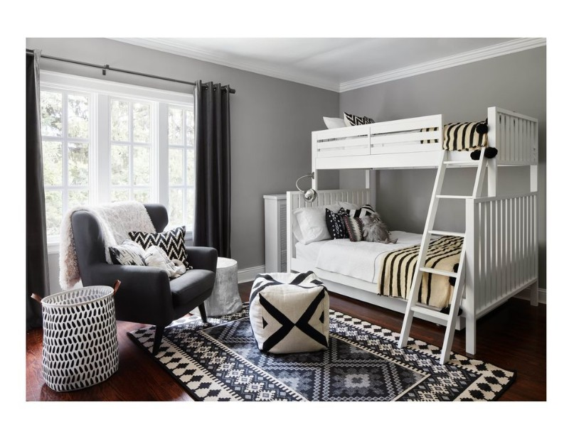black and white bedrooms black and white bedrooms Trending Black and White Bedrooms Trending Black and White Bedrooms5