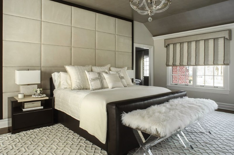 black and white bedrooms black and white bedrooms Trending Black and White Bedrooms Trending Black and White Bedrooms6