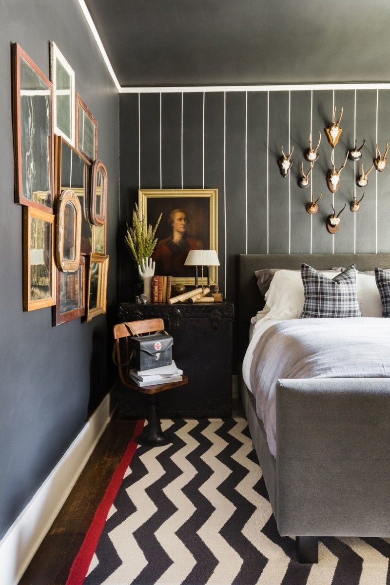 The Perfect Color Palette For Your Master Bedroom color palette The Perfect Color Palette For Your Master Bedroom black