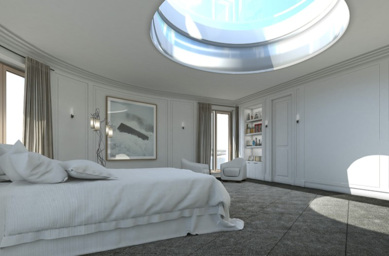 Top 10 Master Bedrooms By The Best Interior Designers best interior designers Top 10 Master Bedrooms By The Best Interior Designers charles zana