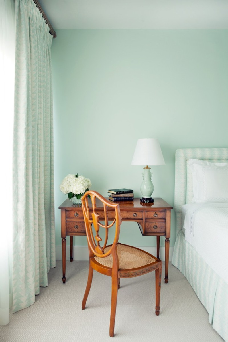 The Perfect Color Palette For Your Master Bedroom color palette The Perfect Color Palette For Your Master Bedroom green