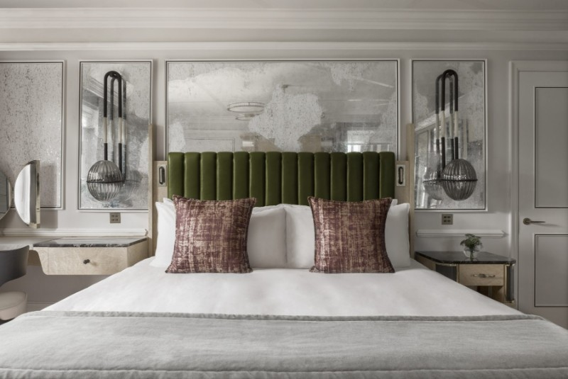 best interior designers Top 10 Master Bedrooms By The Best Interior Designers joyce wang1
