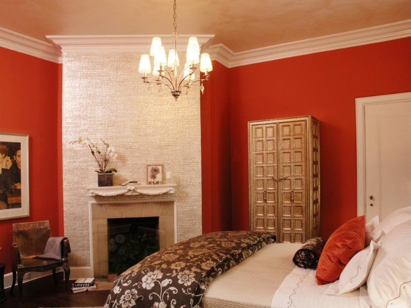 The Perfect Color Palette For Your Master Bedroom color palette The Perfect Color Palette For Your Master Bedroom red