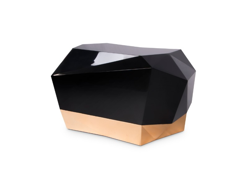Exclusive design Joinery as a Craft and Skill Behind Boca do Lobo Exclusive Design 1 Diamond Nightstand by Boca do Lobo