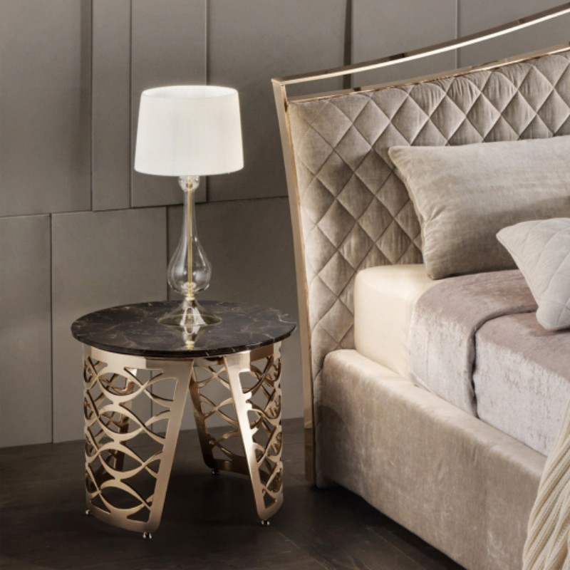 nightstands Luxury Nightstands for an Elegant Master Bedroom 10 Elegant Master Bedroom